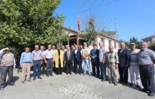 Vali Nayir Yeni Dönemle Birlikte Okul Ziyaretlerine...