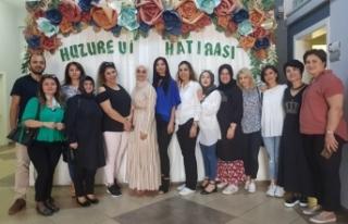 Huzurevi sakinleri Yaşlılar Haftasını kutladı