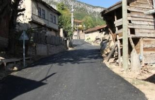 Taraklı'da güzergâhlar Büyükşehir'le yenilendi