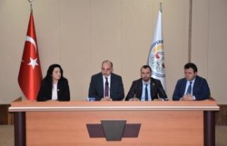 Erenler Belediyesi Kasım Ayı Olağan Meclis Toplantısı...