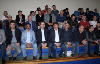 Valeybol şampiyonu Ferizli esnaf odası