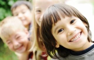 Çocuktaki Ruhsal Problemlerin şifası doğada!