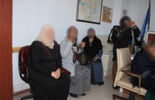 Arifiye Belediyesi Zabıta Ekiplerinden Dilencilere...