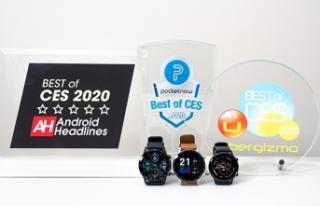 HONOR giyilebilir ürünleriyle CES 2020'ye damga...