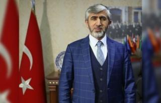 Milli Eğitim Bakanı Prof. Dr. Ziya Selçuk Sakarya'ya...