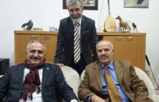 Sakaryalı gönül elçisieski dostlarıyla buluştu