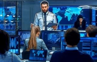 Siber güvenlik yöneticileri çoğunlukla şirketlerin...