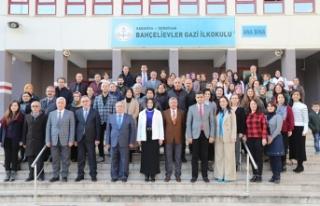 Vali Nayir Bahçelievler Gazi İlkokulunu Ziyaret...