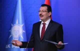 Ali İhsan YAVUZ 'dan basın açıklaması