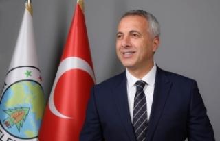 Başkan babaoğlu regaib kandilini kutladı