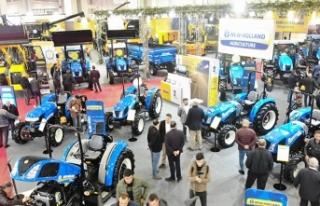 New Holland'ın Traktörleri İzmir Agroexpo 2020'de...