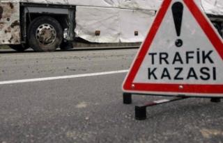 Ocak ayı trafik kazalarında 115 kişi hayatını...