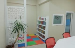Özel çocuklar için yeniden tasarlanmış destek...