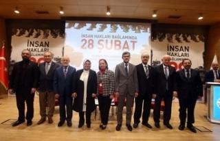 Prof. Dr. Nevzat Tarhan, Hocalı katliamını unutmadı