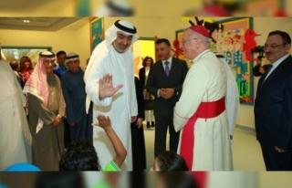 Resü'l Hayme'nin ilk katolik okulu açıldı