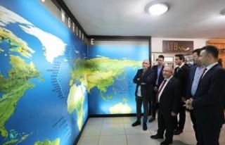 Vali Nayir Sanayi Kuruluşları Ziyaretine Devam Ediyor