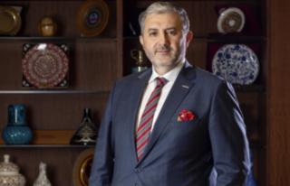 MÜSİAD Genel Başkanı Abdurrahman Kaan'dan İş...