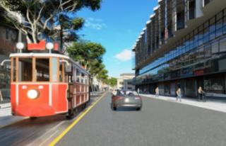 Tramvay projesi ihaleye çıkıyor