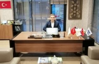 Ahmet Sakarya'dan 23 Nisan Kutlama Mesajı