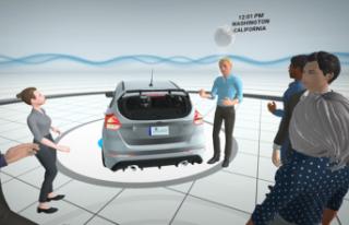 HTC Vive, Vive Sync adlı VR ortak çalışma uygulaması