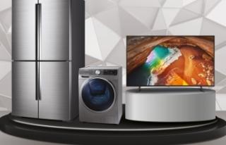 Samsung'dan televizyon alanlara buzdolabı ve çamaşır...