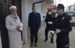 Şehit Kaymakam Safitürk'ün babasının emekli...
