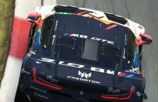 Acer Romain Grosjean'ın R8G e-Sports Sim Racing...