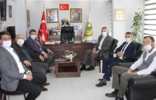 AK Parti Sakarya İl Başkanı Yunus Tever, Ferizli'yi...