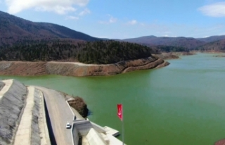 Akçay Barajı'nda maksimum seviye çok yakın