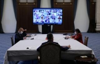 AmCham Türkiye üye şirketleri COVID-19'la mücadeleye...