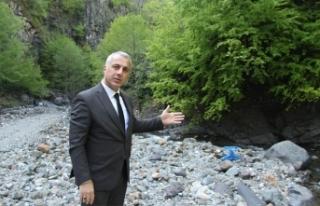 Başkan Babaoğlu'ndan Acil 'Su' çağrısı