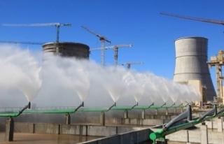 Belarus NGS'ye İlk yükleme için nükleer yakıt...