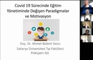 Covid-19 Sürecinde Eğitim Yönetiminde Değişen...
