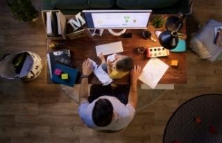 Evden çalışmanın dramı:İş bitmiyor, bilgisayar...