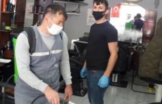 Karasu Belediyesi Berber ve Kuaför Salonlarını...