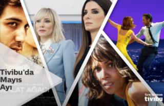 Mayıs'a özel filmler Tivibu'da