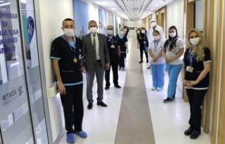 Özel Adatıp Sakarya Hastanesi 'Hemşireler Günü...