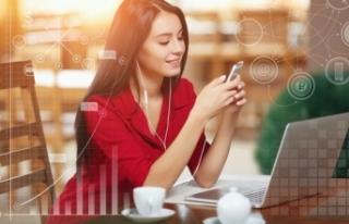 Ramazan ayına ait online alışveriş istatistikleri...