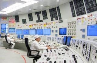 Rusya'da nükleerden üretilen elektrik oranı yüzde...