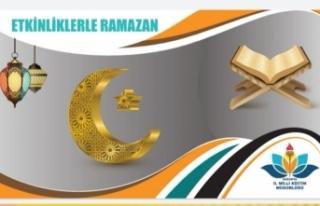 Sakarya MEM'den 'Etkinliklerle Ramazan'...