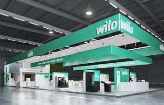 Wilo sanal fuar standı ile sektöründe bir ilke...