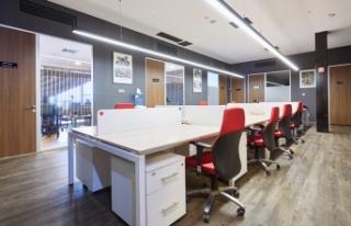 Yeni normalde fiziki ofislerin yerini sanal ofisler...