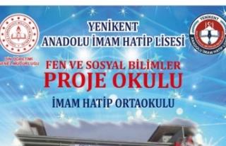 Yenikent anadolu imam-hatip lisesi fen ve sosyal bilimler...