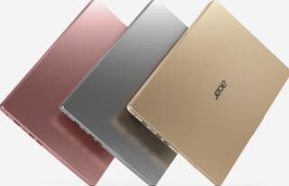 Acer Swift 1, tüm gün süren üretkenlik arayan...