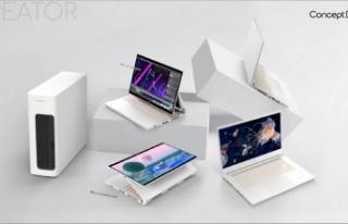 Acer, yeni özelliklerle güncellenen modellerini...