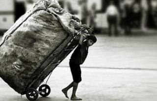 Çalışan çocukların yüzde 34,3'ü okula gitmiyor