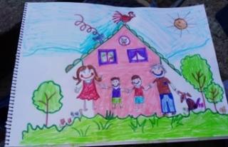 Filli Boya'nın 'Evim ve Ailem' Resim Yarışması...