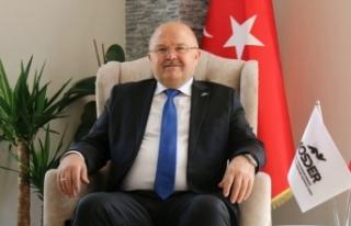 """MOSDER Başkanı Mustafa Balcı: """"Düğünler bereketiyle..."""