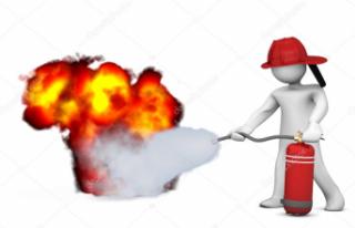 Pandemi döneminde yangın güvenliği unutulmamalı