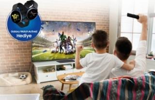 Samsung'un her yeni başlangıçta elimizi tutan...